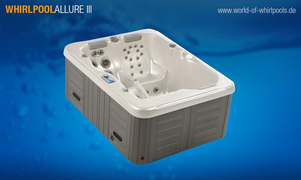 aussen whirlpool allure iii die aussen whirlpool ausstellung in nrw fachkundige beratung f r. Black Bedroom Furniture Sets. Home Design Ideas