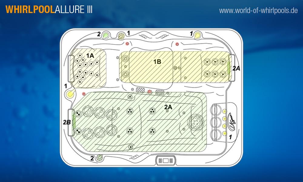 aussen whirlpool allure iii 25 jahre aussen whirlpool jacuzzi fachhandel nrw. Black Bedroom Furniture Sets. Home Design Ideas