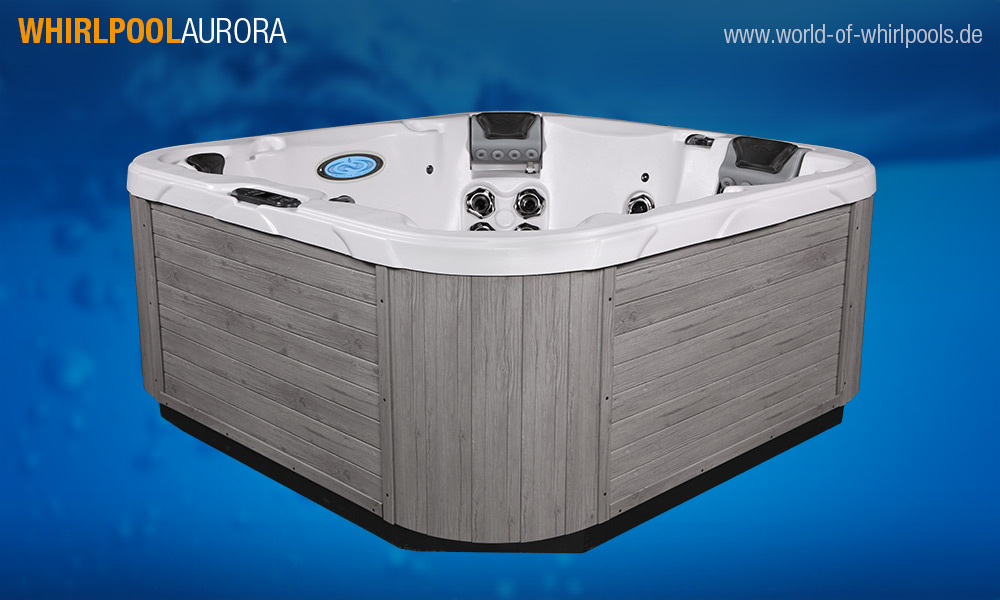 aussen whirlpool aurora 25 jahre aussen whirlpool jacuzzi fachhandel nrw. Black Bedroom Furniture Sets. Home Design Ideas