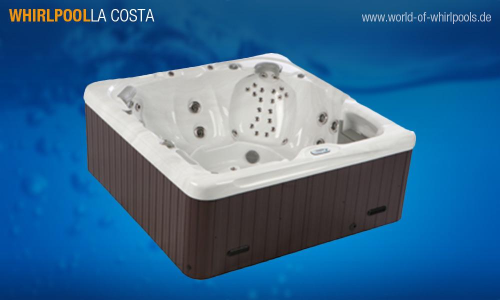 aussen whirlpool la costa topseller vertragsh ndler nrw. Black Bedroom Furniture Sets. Home Design Ideas