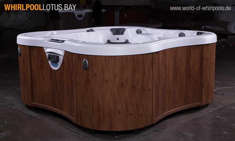 aussen whirlpool lotus bay 25 jahre aussen whirlpool. Black Bedroom Furniture Sets. Home Design Ideas