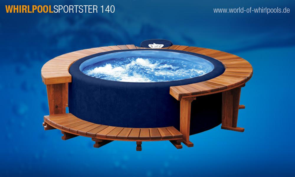 aussen whirlpool softub 140 sportster 25 jahre aussen whirlpool jacuzzi fachhandel nrw. Black Bedroom Furniture Sets. Home Design Ideas